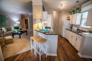 Brookberry Park Apartments living space
