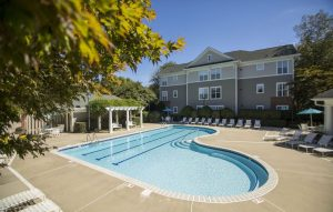 Brookberry Park Apartments pool