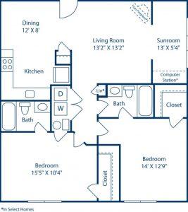 Burlington, NC Corporate Housing Alamance Reserve