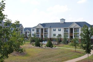 Government Contractor Apartments Greensboro