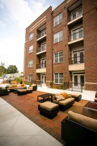 Greensboro Furnished Apartments Fisher Park
