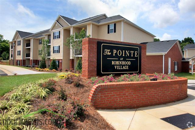 The Pointe At Robinhood Village Corporate Accommodations