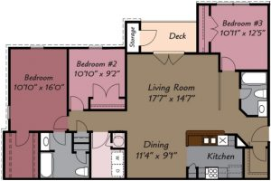 Corporate Housing Kernersville, NC Reserve at Smith Crossing