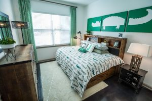 Corporate Apartments in Greensboro Country Park at Tall Oaks