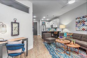 Corporate Housing Winston-Salem, NC West End Station Apartments