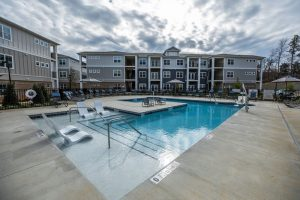 Corporate Housing in Greensboro Country Park at Tall Oaks