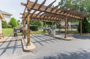 Brassfield Park Apartments Outdoor