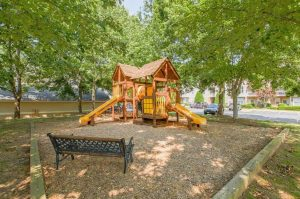 Greensboro NC Corporate Housing BrassField Park Playground