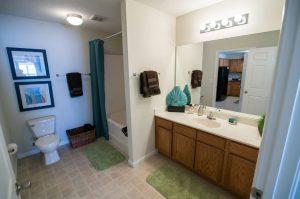 Legacy at Twin Oaks Bathroom