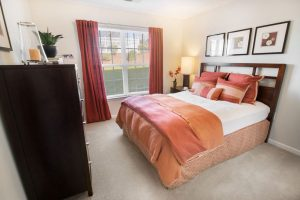 Legacy at Twin Oaks Bedroom
