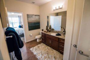 Palladium Park Apartments Bathroom