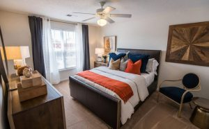 Palladium Park Apartments Bedroom