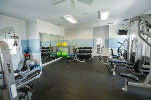 Palladium Park Apartments Gym
