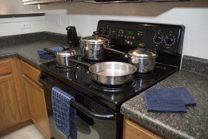 Palladium Park Apartments kitchen in High Point NC