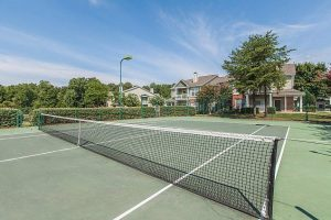 Reserve at Bridford Tennis Court