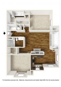 Crowne Park Floor Plan Winston Salem