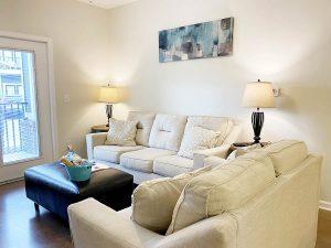 Palladium Apartments Living Space NC