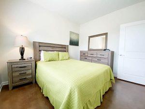 Palladium Park Apartments Bedroom View