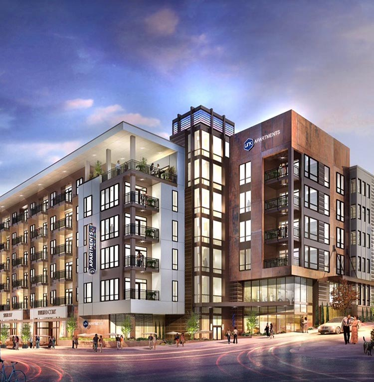 Link Innovation Quarter Apartments In Winston-Salem