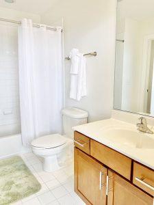 Gallery Lofts bathroom Winston Salem