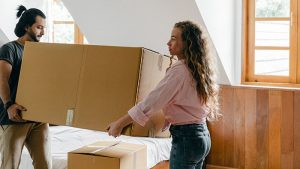 Tips for When You're Moving for a Job and Between Homes
