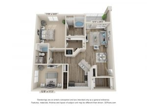 Willoughby-floorplan